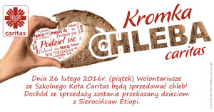 Kromka chleba dla Etiopii