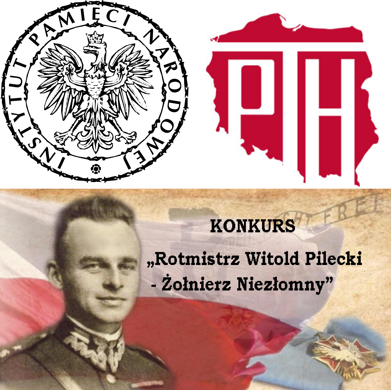 Konkurs o życiu  i działalności Rotmistrza Witolda Pileckiego