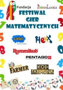 Festiwal Gier Matematycznych