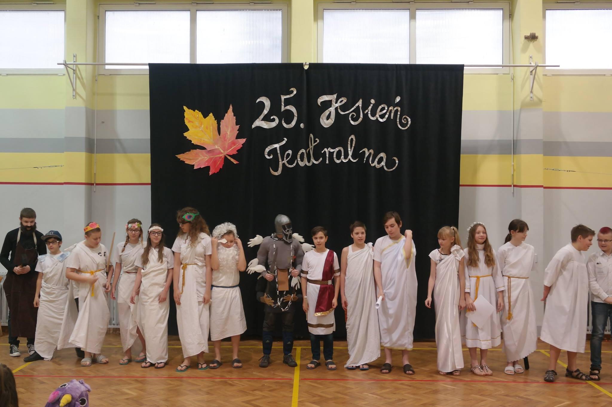 25 Jesień Teatralna