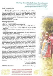 Zbiórka dla szpitala w Kifangondo w Angoli