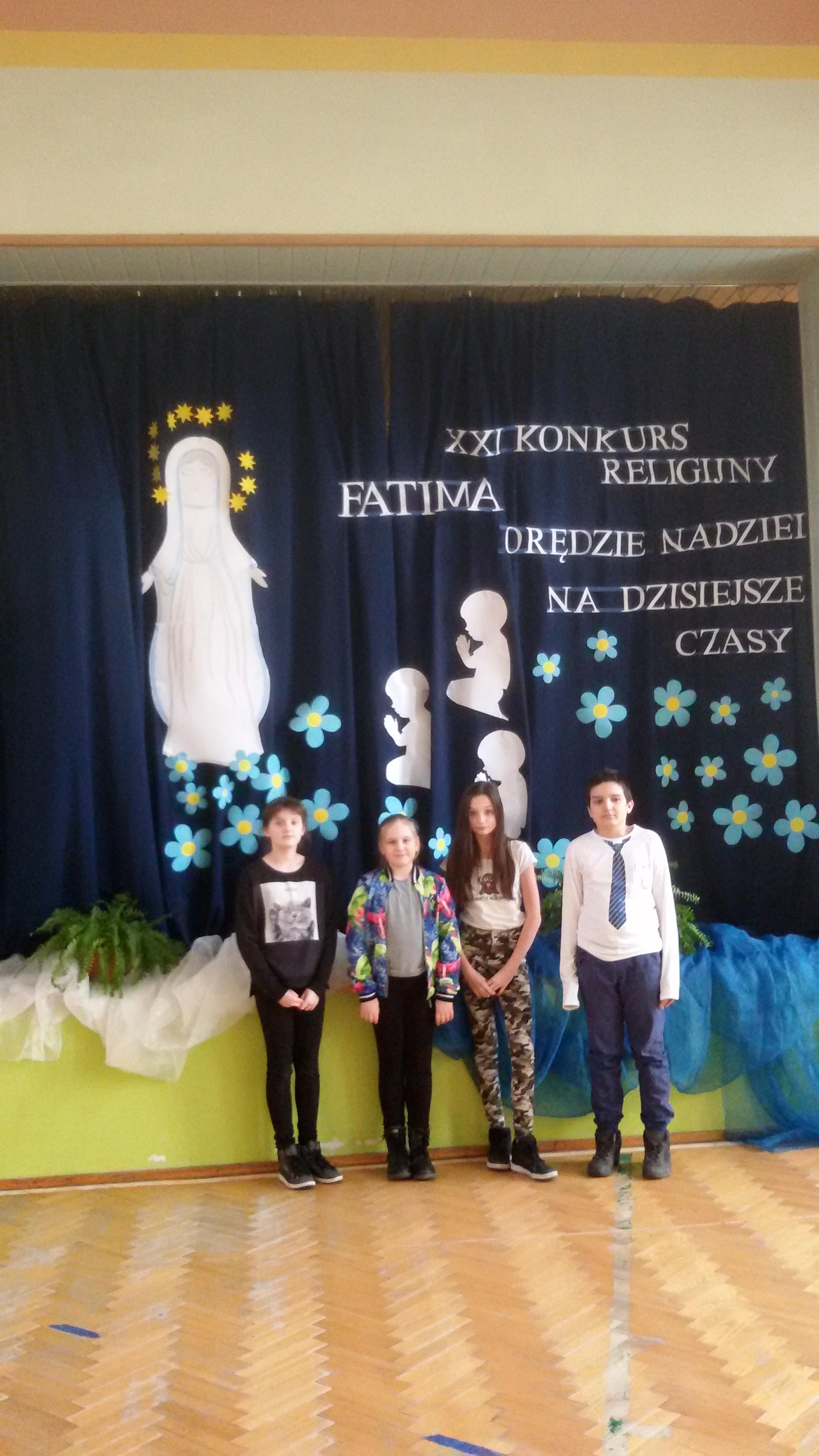 XXI Konkurs Religijny Diecezji Elbląskiej