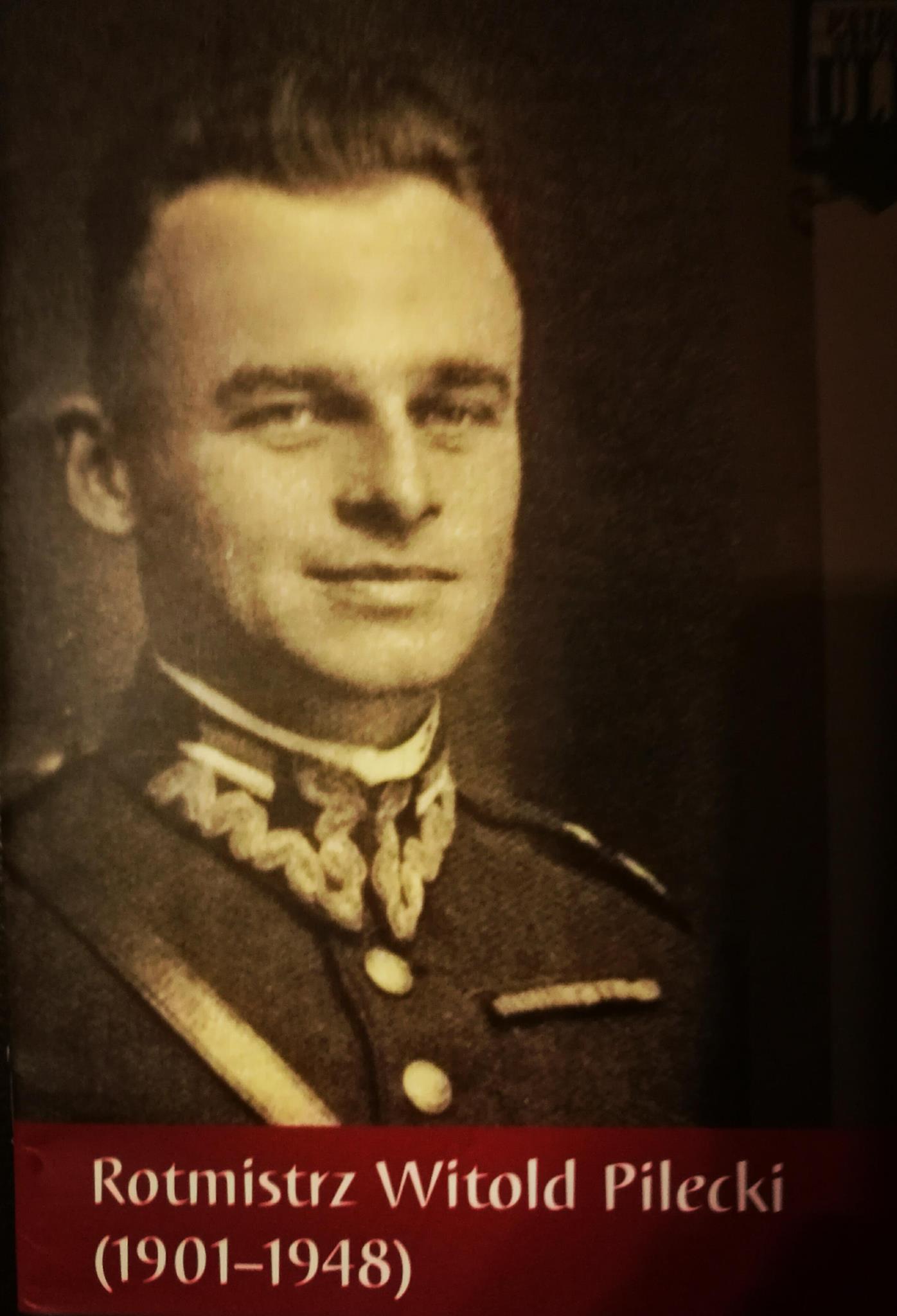 Szkolny konkurs historyczny wiedzy o Rotmistrzu Witoldzie Pileckim. Bieg Tropem Wilczym.