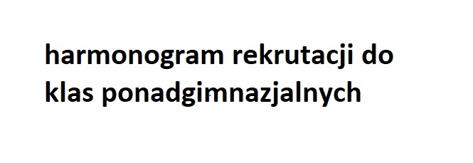 harmoogram