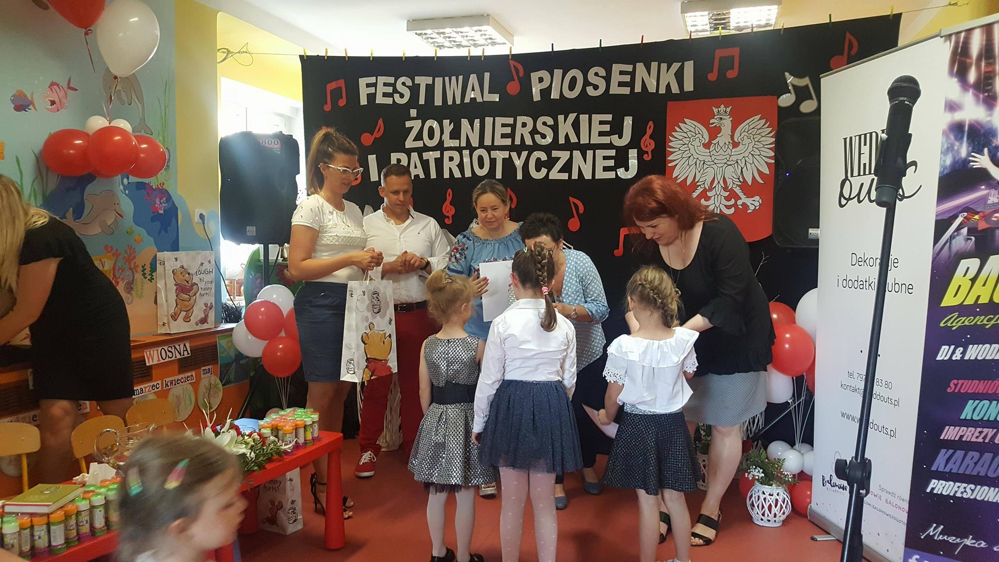 Festiwal Pieśni Żołnierskiej i Patriotycznej.