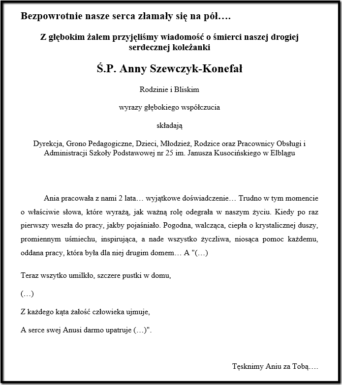 ania_ogloszenie