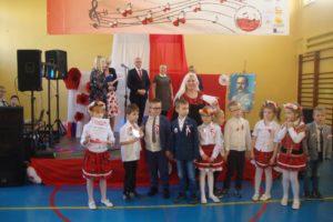 Sukces w II Powiatowym Konkursie Pieśni Patriotycznej