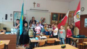 Wizyta wolontariuszy z Salezjańskiego Ośrodka Misyjnego