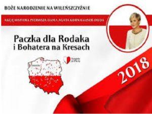 """Paczka dla Rodaka i Bohatera na Kresach"""